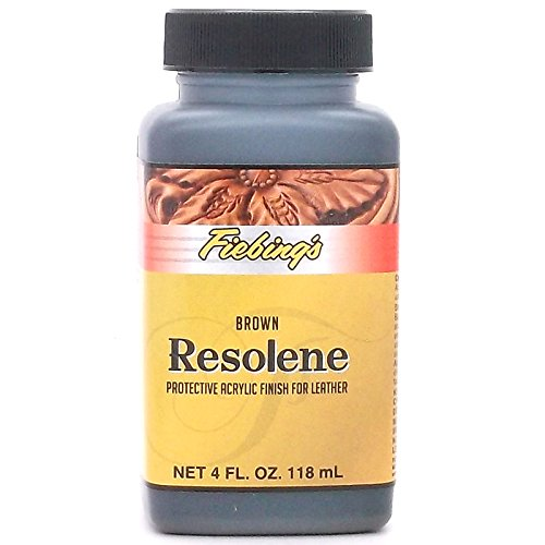 Review Fiebing's Brown Resolene 4