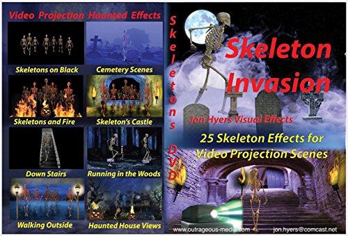 Morris Video Skeleton Invasions DVD]()