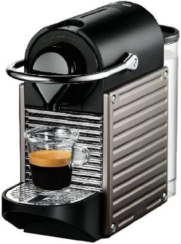Krups XN 3005 cafetera, 1260 W, 0.7 litros, Acero inoxidable, Titanio: Amazon.es: Hogar