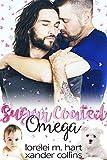 Sugar Coated Omega: A  MM Non-Shifter Mpreg Romance (Food Trucks of Love Book 1)