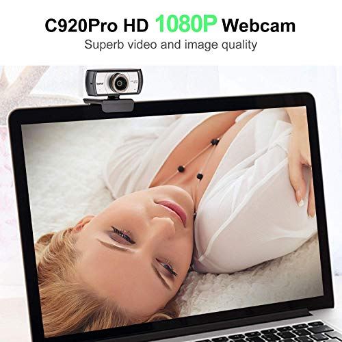 Wide Angle Webcam120 Degree Large View Spedal 920 Pro Video Conference Camera Full HD 1080P Live