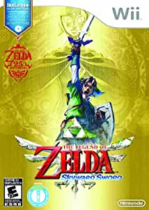 The Legend of Zelda: Skyward Sword (Includes Zelda Music CD) - Wii Standard Edition