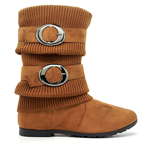 Footwear Boots Lucy Tan Women's London Slouch v7FdwaFq