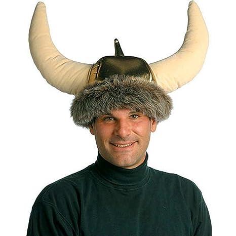 6759b178c1a96 Rasta 7050 Space Viking Hat (gorro sombrero)  Amazon.es  Juguetes y ...