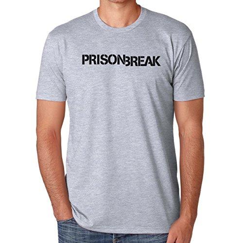 Prison Break Sign Herren T-Shirt