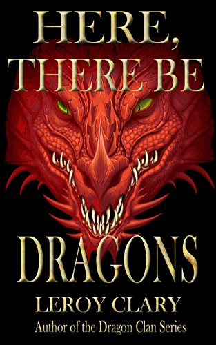 Here, There Be Dragons (English Edition)