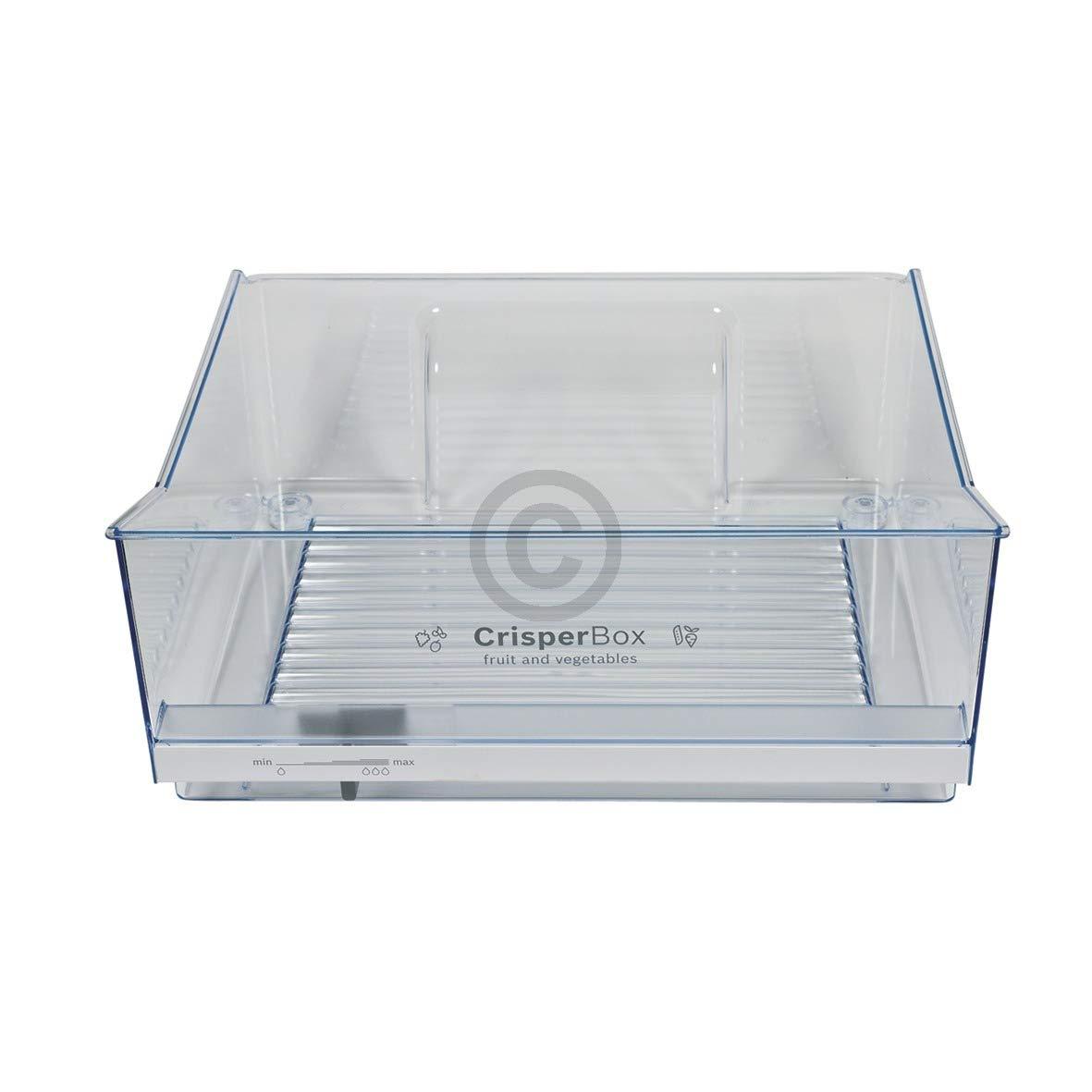 Schublade f/ür K/ühlschrank 465 x 210 x 460 mm Bosch 00746674