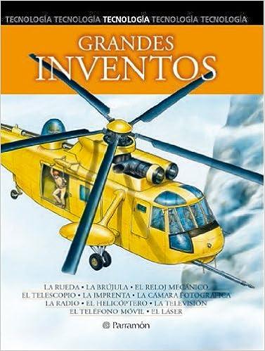 Grandes Inventos (Tecnologia) (Spanish Edition): Nestor Navarrete: 9788434226067: Amazon.com: Books