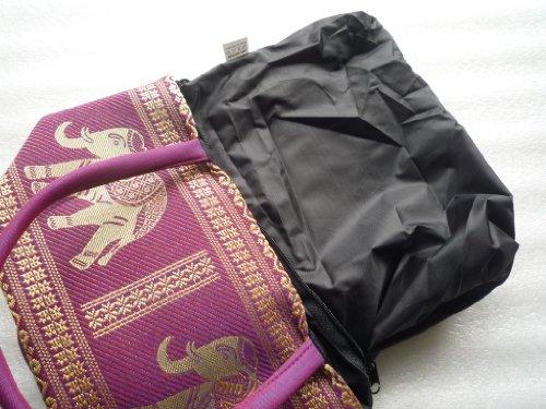 Bolso Thaishop Mujer Asas Para Violeta Morado De Small Ariyas 5pXwxSq5