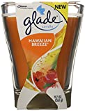 Glade Large Jar Candle, Hawaiian Breeze, 9.2 Ounce