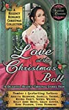 img - for Love at the Christmas Ball: A Regency Romance Christmas Collection: 8 Delightful Regency Christmas Stories (Regency Collections) book / textbook / text book