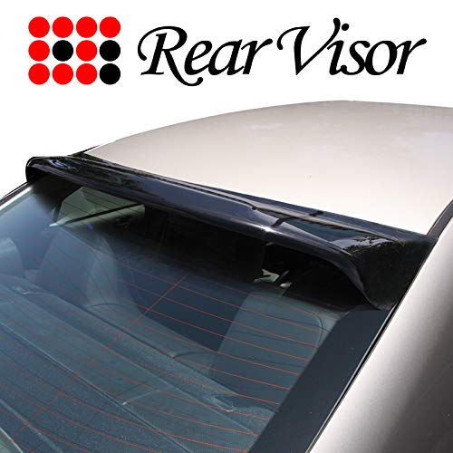 LT Sport SN#100000000054-201 for Honda Civic Rear Window Spoiler Acrylic Rear Visor Deflector