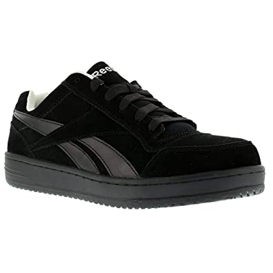 Reebok Work Men s Soyay RB1910 Skate Style EH Safety Shoe Black 14 D(M) US   Buy Online at Low Prices in India - Amazon.in 0d8736c8b