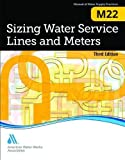 img - for Sizing Water Service Lines and Meters (M22): AWWA Manual of Practice (AWWA Manuals) book / textbook / text book