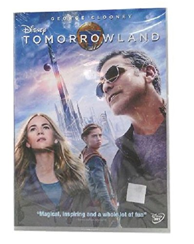 Amazonin Buy Tomorrowland Dvd Blu Ray Online At Best Prices In