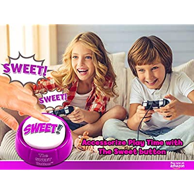 Sweet Button Desk Toy - Astounding Audio Excitement at Your Fingertips: Toys & Games