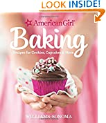 #4: American Girl Baking: Recipes for Cookies, Cupcakes & More