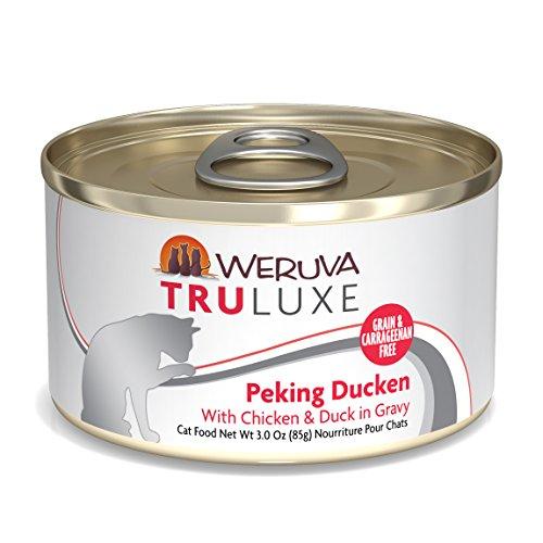 Weruva Truluxe Cat Food, Peking Ducken With Chicken Breast &