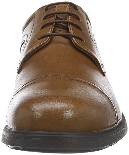 Geox Cognacc6001 Scarpe Stringate Uomo Braun U C Dublin r7aqHWrw8