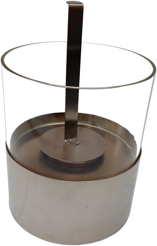 Lareira Ecológica à álcool ou etanol - FD 03 Inox