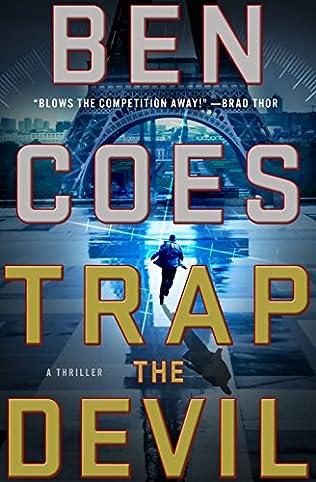book cover of Trap the Devil