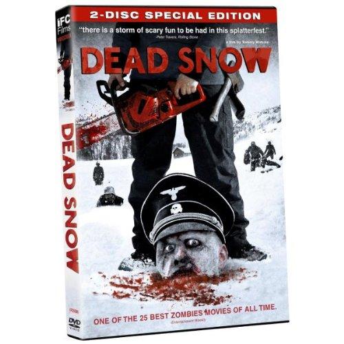 Dead Snow (Full Length DVD WWII Zombie Movie, Region 1, 2 Discs)