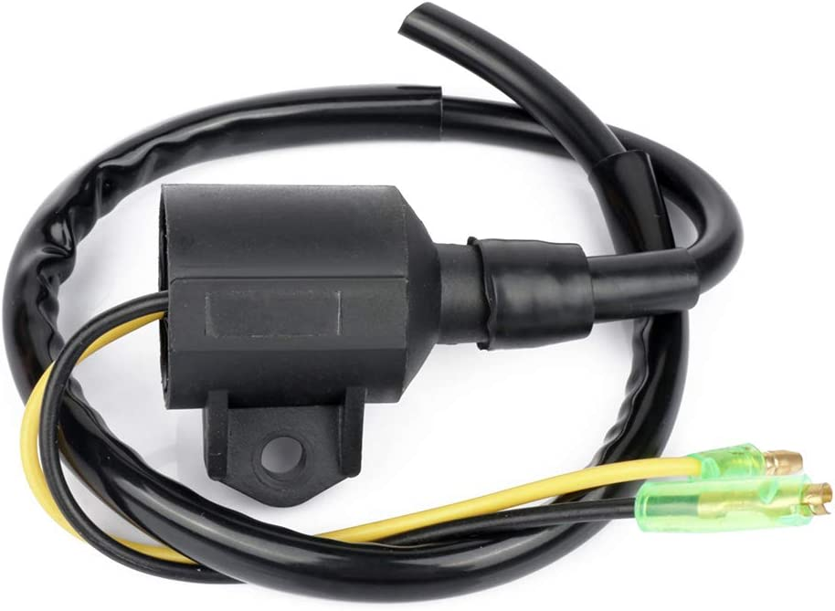 TUPARTS Pack of 1 Ignition Coil Fits for Yamaha SX600R// SX700R VMAX 700 SX VX700SX// SXS VX700SXS// VX700DX Deluxe//XT VX700XT// XTC VX700XTC// XTCD VX700XTC Deluxe//XTCP VMAX 700 XTCP 1997-2001