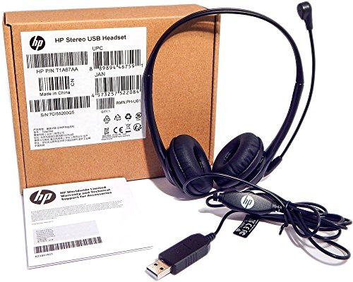 HP Stereo Headset (USB Connector) by HP