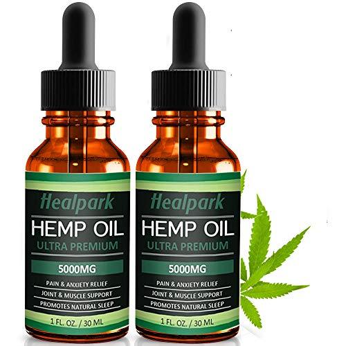 2-Pack-Hemp-Oil-5000mg-for-Pain-Relief-Anxiety-100-Natural-Organic-Hemp-Seed-Extract-Rich-Omega-369-Zero-THC-CBD-Cannabidiol-Pure-Hemp-Oil-Drops
