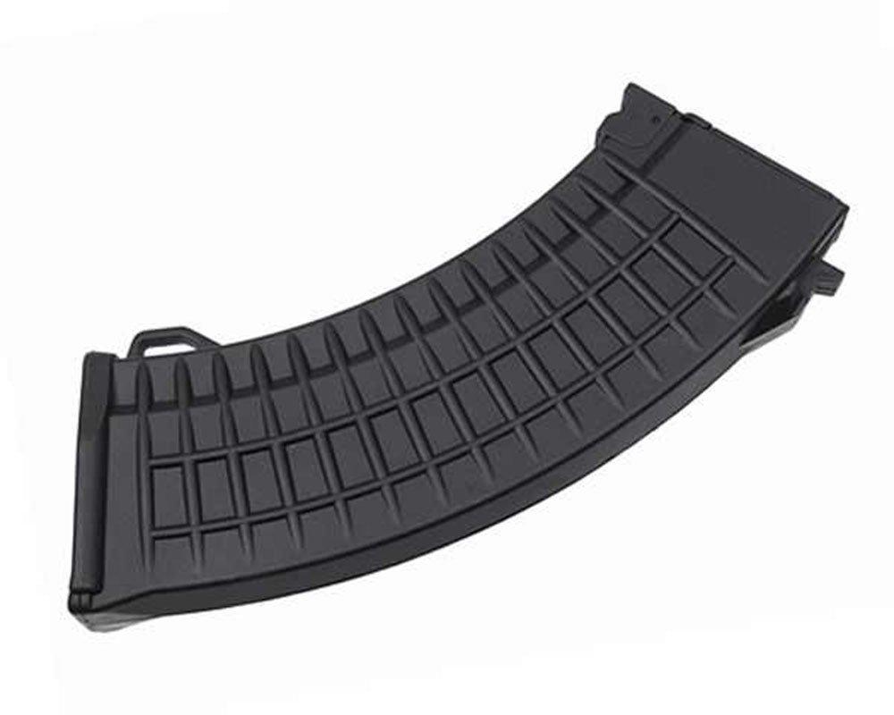 CYMA AIRSOFT AK MAGAZINE 550 RD POLY BLACK C.42 MAG 47 74 6MM