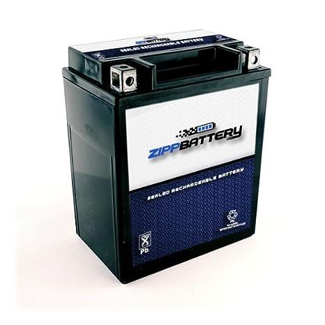 Amazon.com: YTX14AHL-BS Alto Rendimiento Batería Power ...