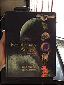 evolutionary analysis freeman 4th edition pdf
