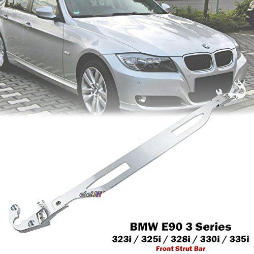 Front Upper Strut Tower Brace Bar For BMW E90 E91 E92 3 Series 323i 325i 328i 330i 335i 2005-13