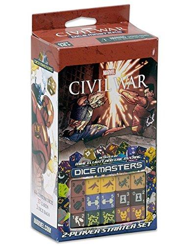 Marvel Dice Masters: Civil War Starter - Set Starter Dice