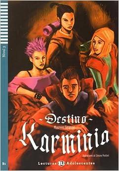 Destino Karminia + CD