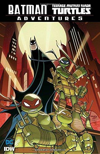 Batman/Teenage Mutant Ninja Turtles (Poison Ivy Comic Book Character)