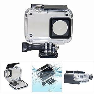 51iQb5TUhnL. SS300 Deyard Y-05 di protezione Custodia impermeabile 35 in 1 Accessori Bundle per Xiaomi 4K/4K+/Yi Lite Action Camera 2 (non…