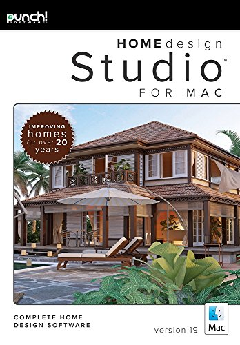 (Punch! Home Design Studio for Mac v19)
