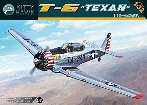 KITTY HAWK KH32002 - 1/32 T-6 Texan Modellbausatz, Modellbausatz, Modellbausatz, Version 2 ca3cbb