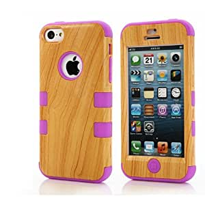 iPhone 4 case, iPhone 4 cases, Thinkcase Polka Dot Design Hybrid Cover Case for iPhone 4 4S 4G