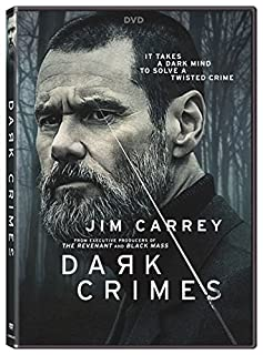 Book Cover: Dark Crimes