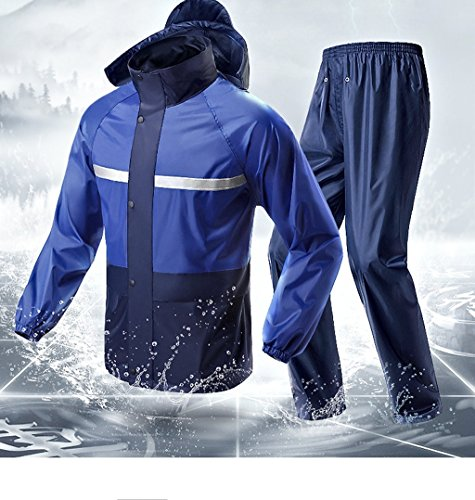Traje Mujeres Deportiva Ropa Waterproof Pantalones Bike Adulto Impermeable Hombre De Suit Para Al Camping Split Las Libre Water Viajes Walking Body Aire Lluvia d8XXCqw