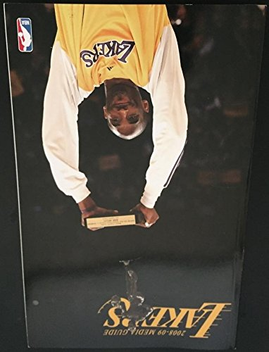 Los Angeles Lakers 2008-2009 Media Guide