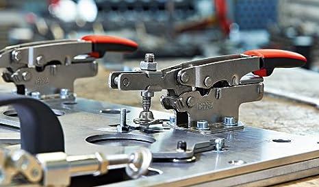 Bessey Waagrechtspanner mit offenem Arm und waagrechter Grundplatte STC-HH,60 STC-HH70 /& STC-SET-T20 STC-Set f/ür Multifunktionstische