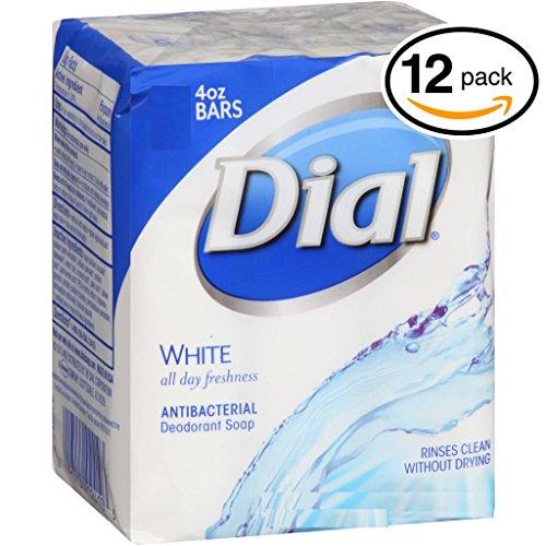 dial antibacterial soap white - 9