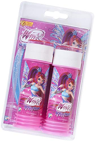 (VILLA GIOCATTOLI G.6209 Soap Winx Bubbles Blister, Multicolor, One Size)