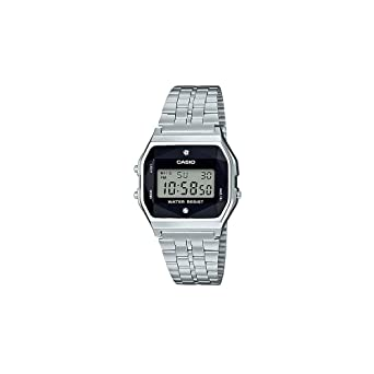 77a69214f Casio 2Fuz Men's Vintage Diamond Watch: Amazon.co.uk: Watches