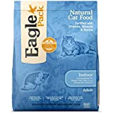 Eagle Pack Natural Dry Indoor Cat Food, Chicken, 12-Pound Bag