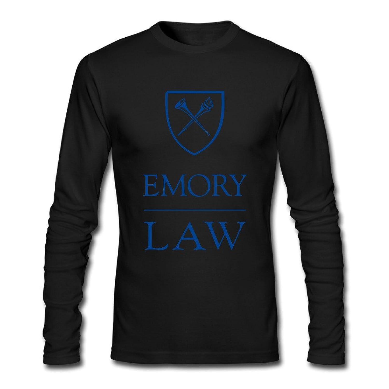 Yellow62 Emory University Men's Tee-shirts Unique Magical