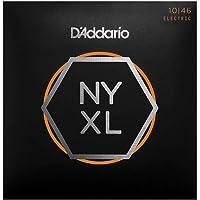 Encordoamento Para Guitarra .010-.046 D'Addario NYXL1046